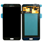 Genuine Samsung Galaxy  J700, J700F, J700T,  J7 Lcd with Digitizer in Black- part no: GH97-17670C