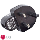 Genuine LG USB Mains Power adaptor for use with Amazon Kindle, LG, Sony, HTC, Samsung, Tablets and much more.