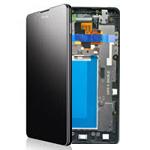 Genuine LG Optimus G E975 LCD + Touch Panel / Digitizer Unit / frame - LG Part code: ACQ86366901