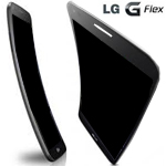Genuine LG G Flex D955, D958, D959, D950, LS995, F340 Complete Lcd and Digitizer - Part number: EAT61834601