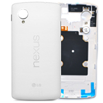 Genuine LG D820, D821 Nexus 5 White Battery Cover & NFC Antenna - ACQ86691012