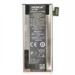 Genuine Nokia Lumia 900 Battery BP-6EW-Nokia part no: 0670656