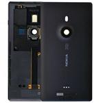 Genuine Nokia Lumia 925 Back Cover (Black) - Nokia Part No: 00811C8