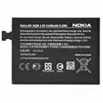 Nokia Lumia 930 Li-on Battery BV-5QW 3.8V 2420mAh 9.2Wh - Nokia Part no: 0670736