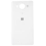 Genuine Microsoft Lumia 950, Lumia 950 Dual Sim, Lumia 950 LTE Battery Cover in White-Microsoft part no: 00814D8 (Grade A)