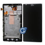 Nokia Lumia 1520 Complete LCD and Digitizer with Frame