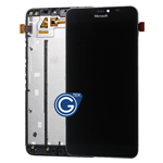 Microsoft Lumia 640 XL Complete LCD and Digitizer Assembly with Frame