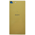 Genuine Sony Xperia M5 (E5603)  Back Cover in Gold- Sony part no: 199HLY0000A (Grade A)