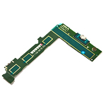 Genuine Microsoft Lumia 535 Micro USB Connector Flex Cable with Microphone- P/N: 8003456