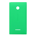 Genuine Microsoft Lumia 435 Battery Cover in Green-Microsoft part no: 02508T8