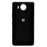Genuine Microsoft Lumia 950, Lumia 950 Dual Sim, Lumia 950 LTE Battery Cover in Black-Microsoft part no: 00814D9