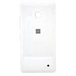 Genuine Microsoft Lumia 550 Battery Cover in White-Microsoft part no: 02510N5