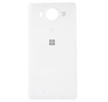 Genuine Microsoft  Lumia 950, Lumia 950 Dual Sim, Lumia 950 LTE Battery Cover in White-Microsoft part no: 00814D8