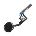 iPad Mini 3 Home Button with flex in Black