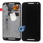 Motorola Moto G (2015), G3 Complete LCD and Digitizer Assembly in Black