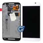 Motorola Moto G (2015), G3 Complete LCD and Digitizer Assembly in White