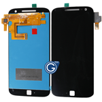 Motorola Moto G4 Plus Complete LCD and Digitizer Assembly in Black