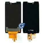 Motorola RAZR XT910 Complete LCD with Digitizer in Black