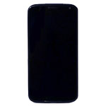Genuine Motorola Moto X (XT1052) Complete Front with LCD and Digitizer Touchscreen in Black-Part no: 01017434001