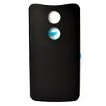 Genuine Motorola Moto X 2nd (XT1092) Battery Cover in Black- Part no: 01017759017