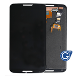 Motorola Nexus 6 (XT1100, XT1103) Complete LCD with Digitizer Assembly in Black