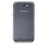 Genuine Samsung Galaxy Note 2 GT-N7100 Battery Cover - Grey - Part no: GH98-24445B