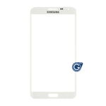 Samsung SM-N7505 Galaxy Note 3 Neo Front Glass Lens With Adhesive in White - Hiqh Quality