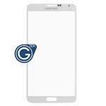 Samsung N9000, N9005 Galaxy Note 3 Lens in White