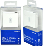 Genuine Nokia/Microsoft  DC-18 Universal Portable USB Charger (Power bank) Stay in Charge, wherever you go - Retail Packaged for HTC,Microsoft, LG, Samsung