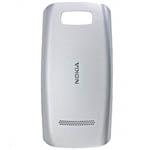 Nokia 305 Asha Battery Cover - Silver White - 0258988