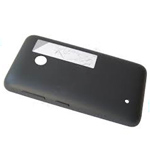 Nokia Lumia 530 Battery Cover in Dark Grey- Nokia part no: 02507L0
