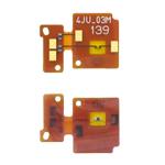 Genuine  Nokia Lumia 830  Flex-Cable / Flat-Cable f. Ear Speaker- Nokia part no: 0206054