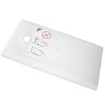 Genuine Nokia Lumia 730, 735 Battery Cover in White-Nokia part no:02507Z7