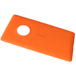 Genuine  Nokia Lumia 830  Battery Cover in Orange-Nokia part no: 00812N0