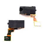 Genuine  Nokia Lumia 830  Audio Flex-Cable with Earphone Jack-Nokia part no: 0206032
