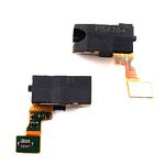 Genuine  Nokia Lumia 830  Audio Flex-Cable with Earphone Jack-Nokia part no: 0206032