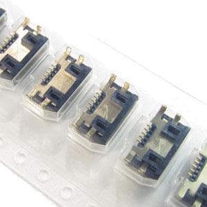 Genuine Nokia N9-00 Micro USB Connector-Nokia part no: 5400494