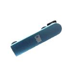 Genuine Nokia N8-00 Micro SD Cover (Blue)- Nokia part no: 9904644