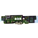 Nokia Nokia Lumia 1320 Micro USB Connector / Microphone Flex-Cable-Nokia part no:8003326