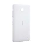 Nokia Lumia 630, 635 Back Cover (White) - Part no: 02506c8