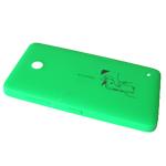 Nokia Lumia 630, 635  Back Cover (Green)  - Part no: 02506C5