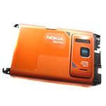 Nokia N8-00 Back Cover (Orange) - Part no: 02695k9