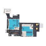 Samsung N7100 Galaxy Note 2 Sim card and memory card flex