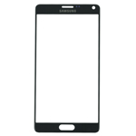 Samsung Galaxy Note 4 SM-N910 Lens Glass with Adhesive in Black