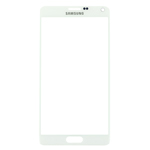Samsung Galaxy Note 4 SM-N910 Lens Glass with Adhesive in White