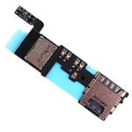 Genuine Samsung SM-N910F Galaxy Note 4  Sim/Memory Card Reader Flex- Samsung part no: GH59-14179A