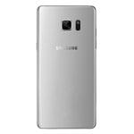 Genuine Samsung SM-N930F Galaxy Note 7 Battery Cover in Silver-Samsung part no: GH82-12568B