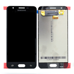 Genuine Samsung SM-G570 Galaxy On5/J5 Prime Complete Lcd with Digitizer in Black- Samsung part no: GH96-10325A