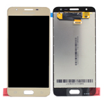 Genuine Samsung SM-G570 Galaxy On5/J5 Prime Complete Lcd with Digitizer in Gold- Samsung part no: GH96-10324A