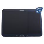 Samsung Galaxy Tab 3 10.1 P5200 P5210 P5220 Complete LCD with Frame and Home Button in Black